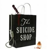 Review: The Suicide Shop by Jean Teule