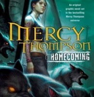 Review: Mercy Thompson Homecoming (Graphic Novel)