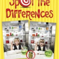 #Review: Spot the Differences by Peter Donahue