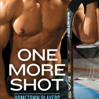 Cover Reveal: One More Shot by Victoria Denault