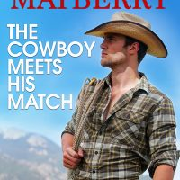 The Cowboy Meets His Match by Sarah Mayberry (Cover Reveal)